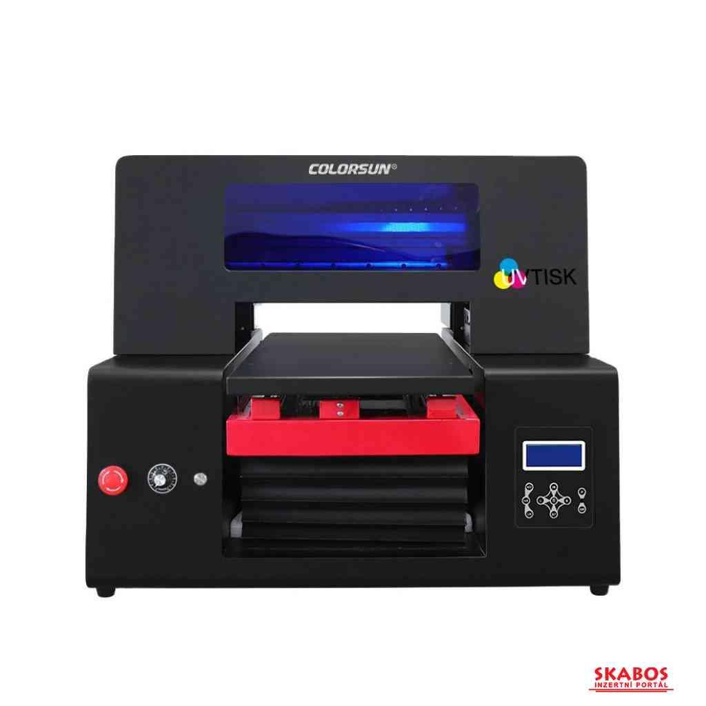 Colorsun 3360 Automatická UV tiskárna A3 (1/2)
