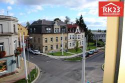 Pronájem, Byt 3+1, 68 m2, Mariánské Lázně, ul. Husova (608/11)
