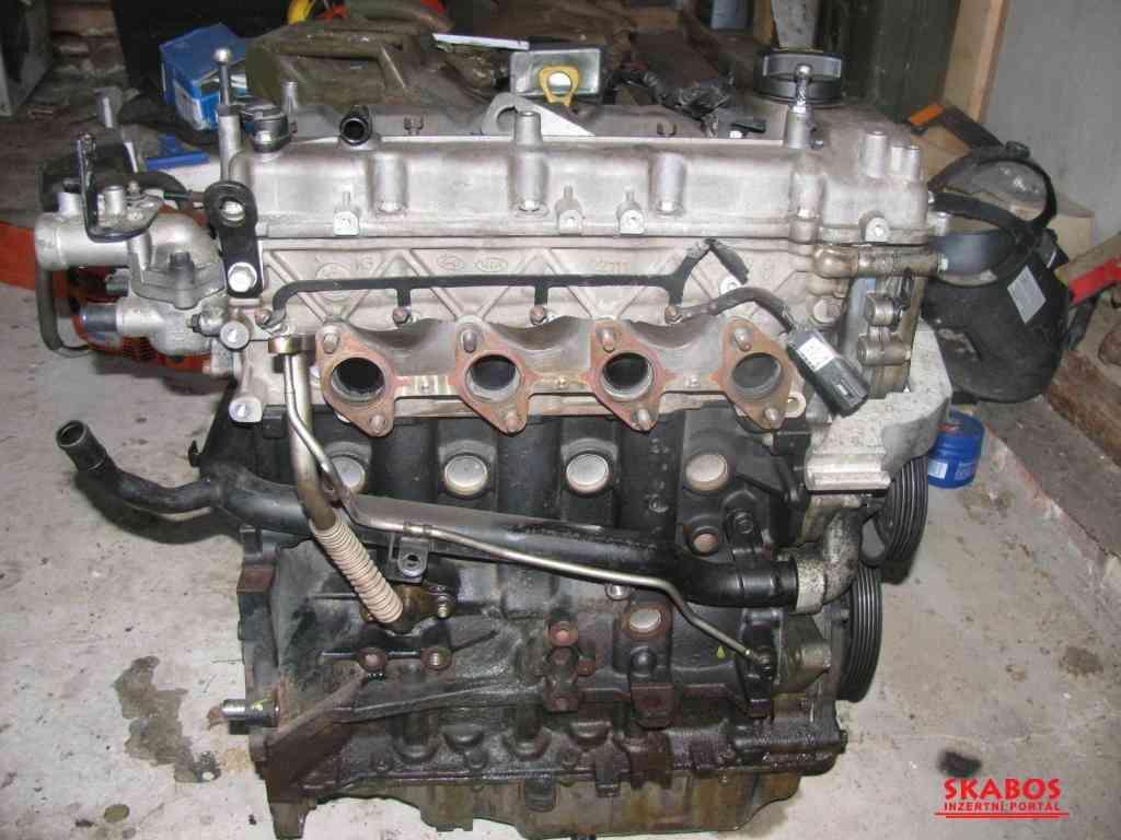 Motor Kia ceed 1.6 CRDI, typ: D4FB (1/5)