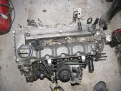 Motor Kia ceed 1.6 CRDI, typ: D4FB (1618153825/5)