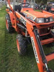 Traktor Kubota B50 HST 17 + čelní nakladač (1618221298/3)