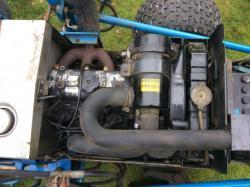 Traktor Mitsubishi HMDD180 M1T (1618221406/3)