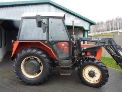 Traktor Zetor 52/45/ Szuper I3 - Plně funkční (1618221538/4)