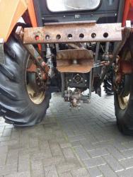 Traktor Zetor 52/45/ Szuper I3 - Plně funkční (1618221541/4)