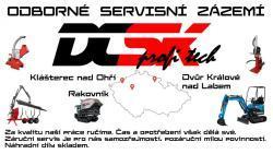 Ramenný mulčovač DCSK profi tech Ventura (1618336302/5)