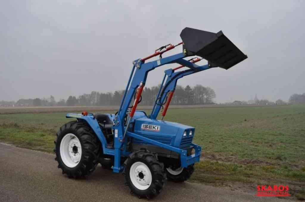 traktor Iseki TA27c5cD, 4x4, (1/3)