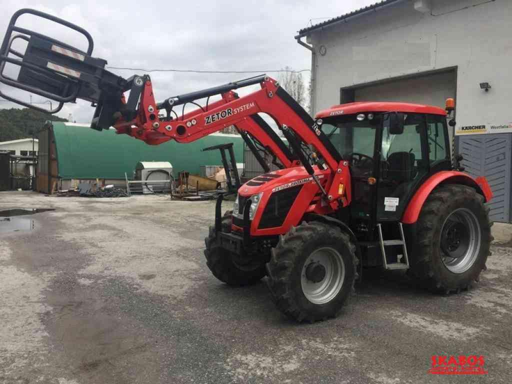 traktor  Zetor Proxima 11c0, 4X4, (1/3)