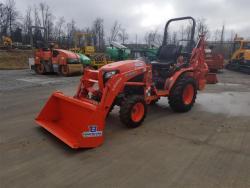Traktor Kubota B26cIc01