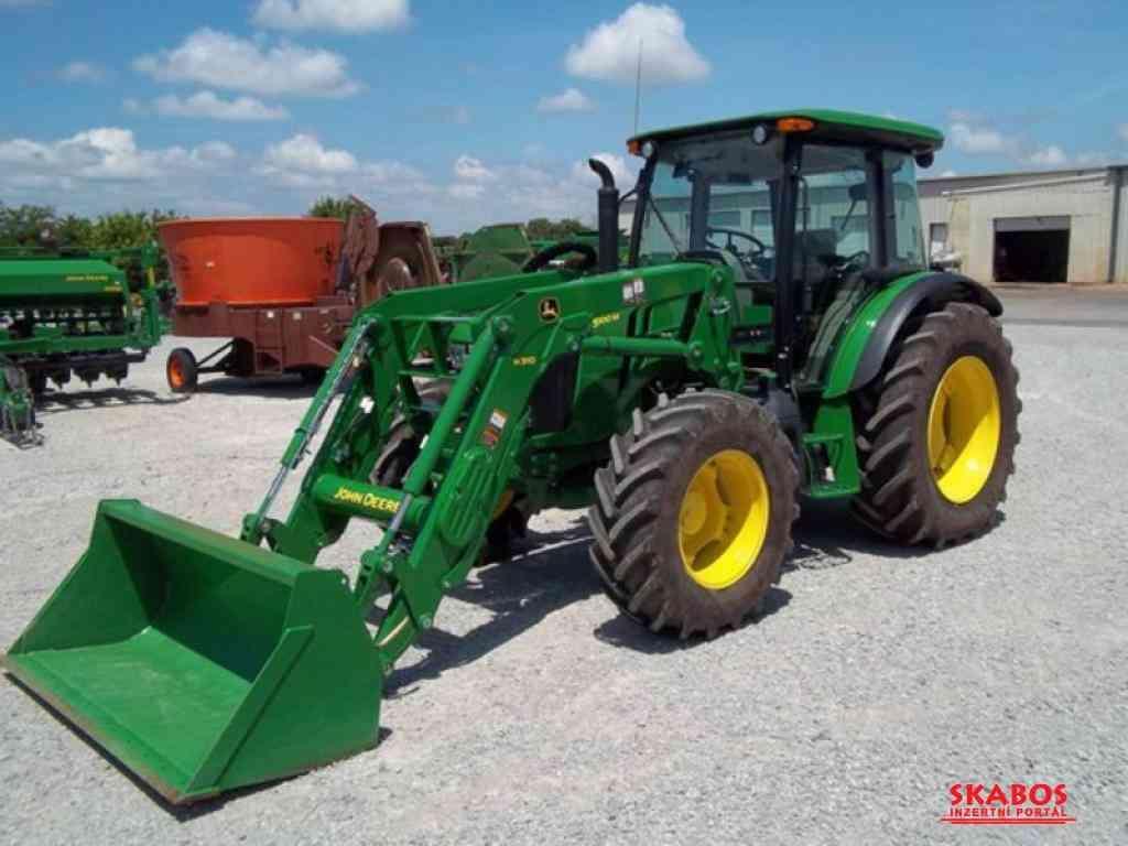 Traktor John Deere 51c00cR (1/3)