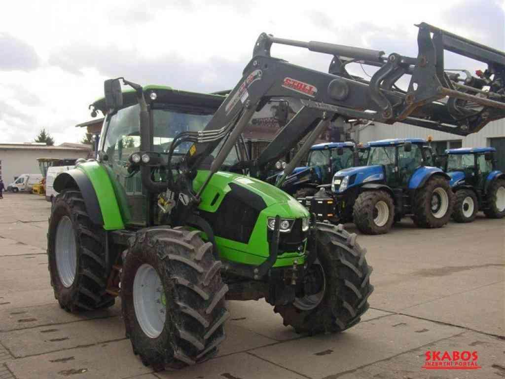 Traktor Deutz-Fahr 5c120cR (1/3)