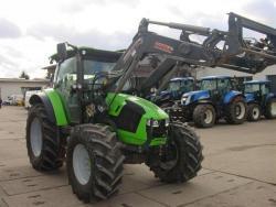 Traktor Deutz-Fahr 5c120cR