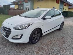 Prodám Hyundai i30, Trikolor 1.4i CVVT 73kW/100k
