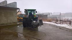 Drtič za traktor SN19 (1619113490/5)