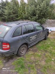 Škoda Fabia (1619685765/5)