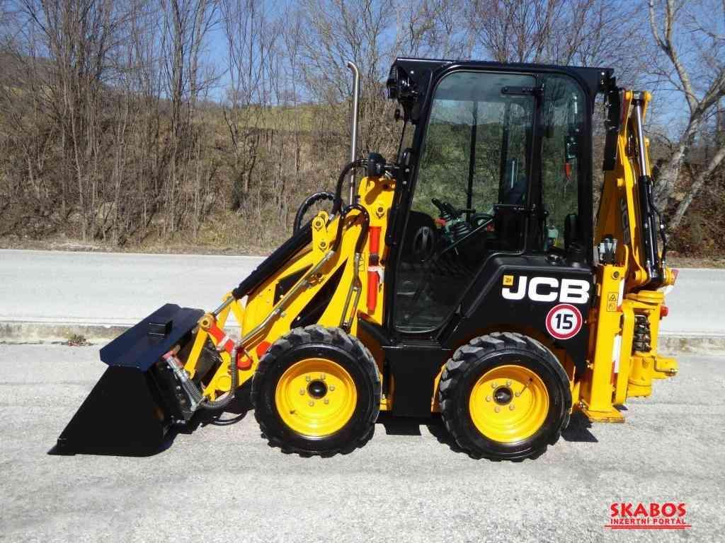 Traktorbagr JCB 1cCX-cH-F (1/3)