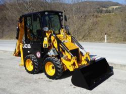 Traktorbagr JCB 1cCX-cH-F (1620278592/3)