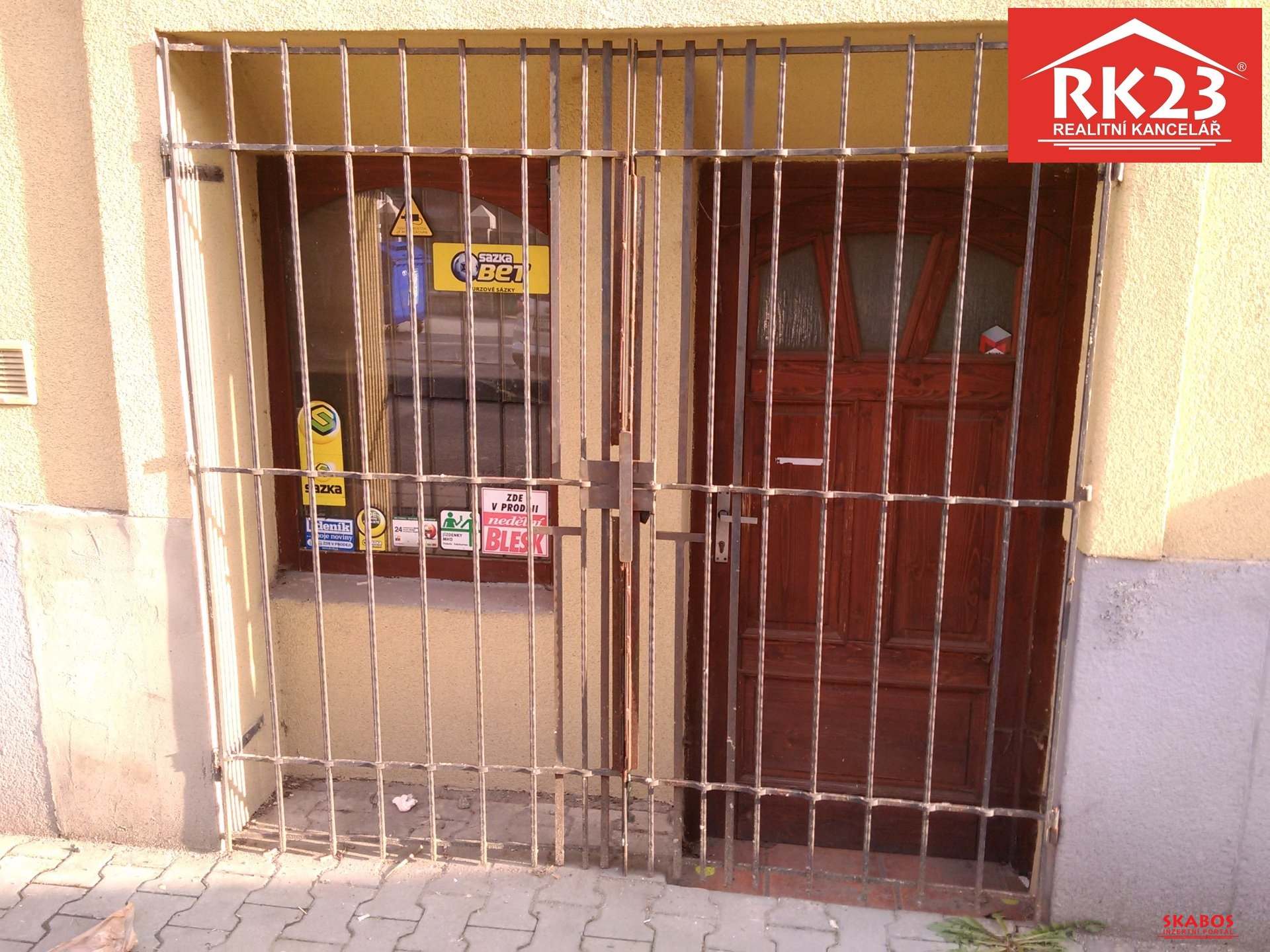 Pronájem, Sklad, Obchodní prostor 55 m2, Plzeň, Hruškova ul. (1/11)