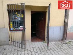 Pronájem, Sklad, Obchodní prostor 55 m2, Plzeň, Hruškova ul. (611/11)