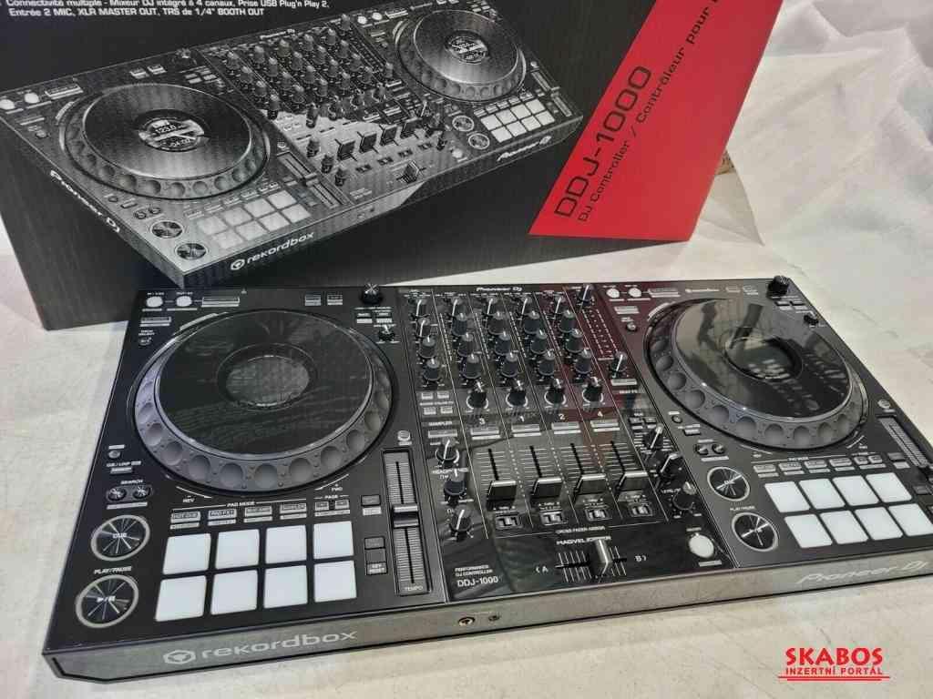 Pioneer DDJ-1000 DJ Controller pro Rekordbox (1/2)