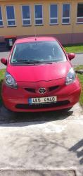Toyota Aygo (1621011860/12)