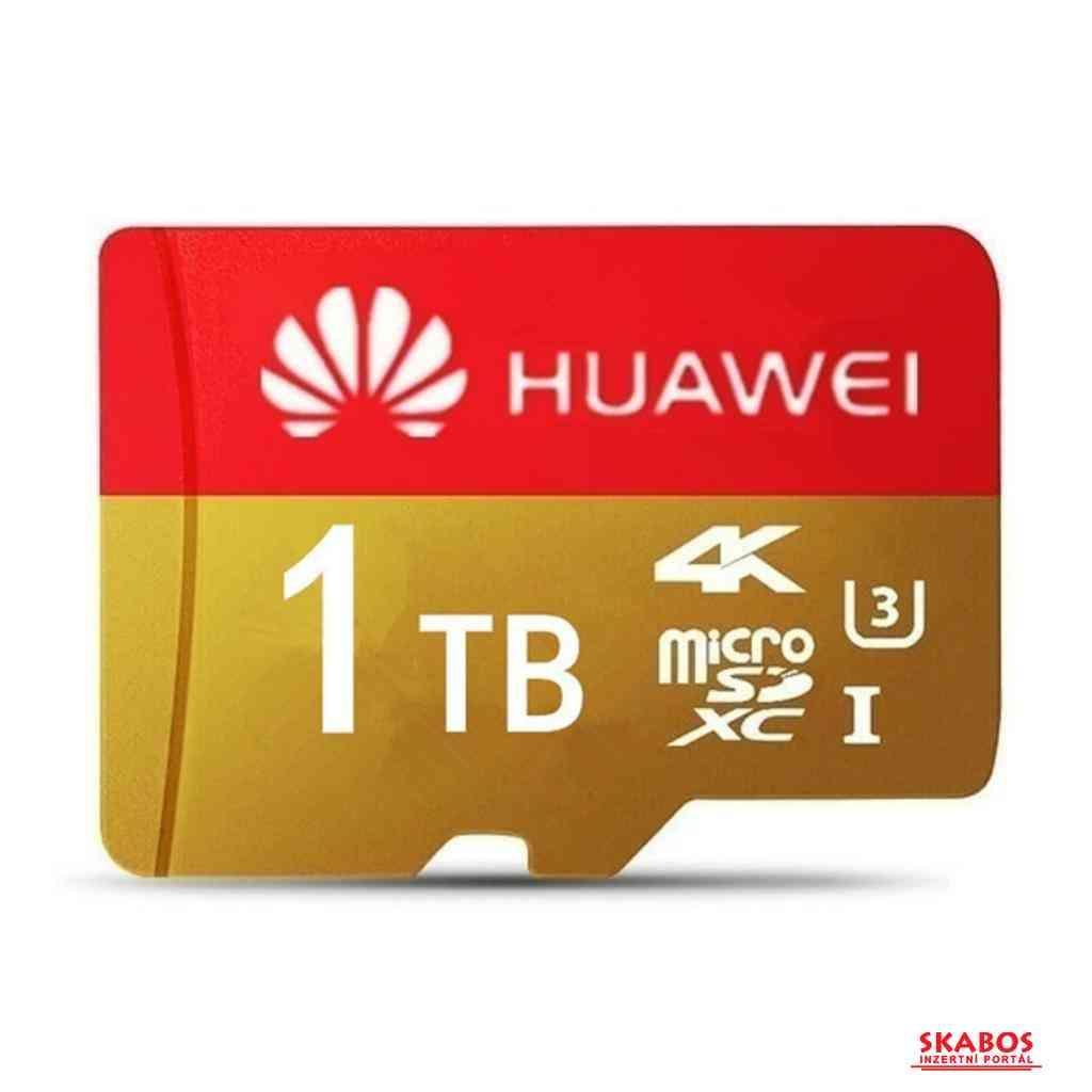 Pamětová karta MICRO SDXC 1024 GB+SD+ USB adaptér (1/3)