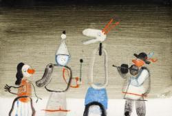 Jarná aukcia umenia v sobotu 22.5.