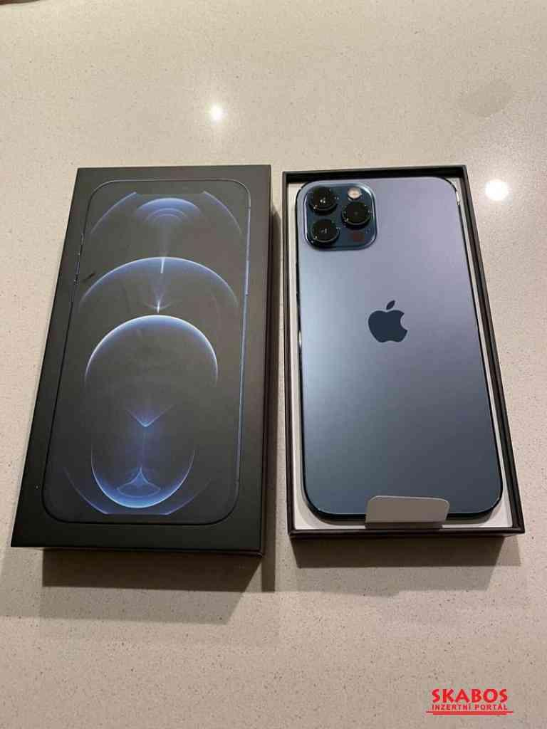 odemčený Apple iphone 12 pro max (1/1)