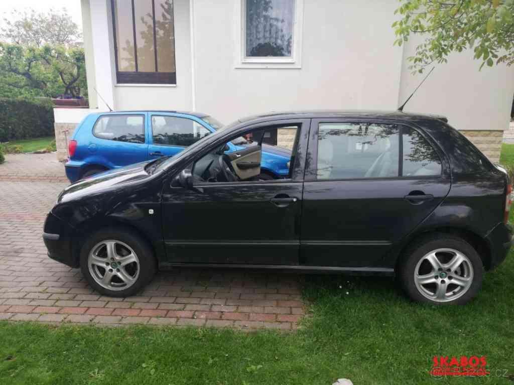 Škoda Fabia 1,9 TDI (1/5)