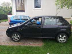 Škoda Fabia 1,9 TDI