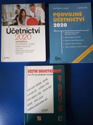 Knihy z účetnictví