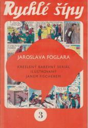 Komiksy Čtyřlístek, Rychlé Šípy, K.Saudek, Komety (1622462297/4)