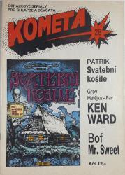 Komiksy Čtyřlístek, Rychlé Šípy, K.Saudek, Komety (1622462300/4)