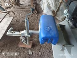 Mulčovač na čtyřkolku 120cm (1623229551/5)
