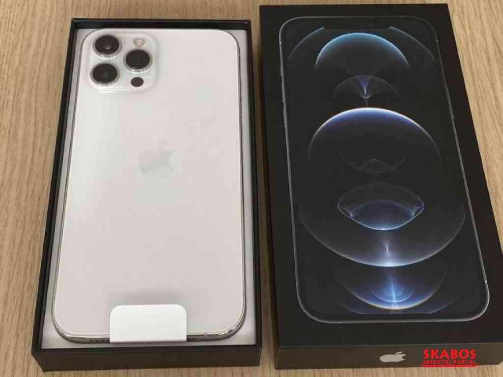 odemčený Apple iPhone 12 - 12 pro max 256 GB (1/2)