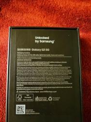 nový Samsung Galaxy S21- S21 Ultra 5G -128 GB odem