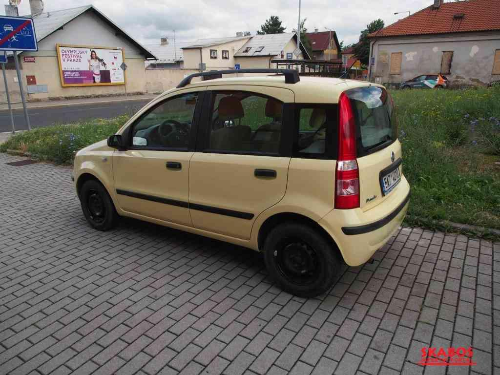 Fiat Panda 1,2 / 44kW (1/5)