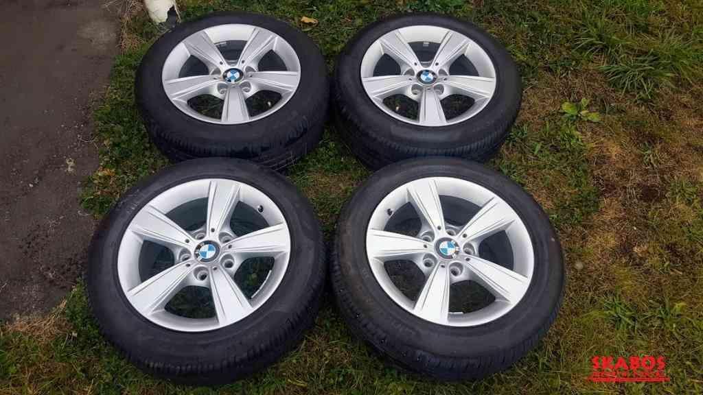 BMW 1 a 2, F20, F21 F22 F23, 5x120 205/55R16 letní (1/7)