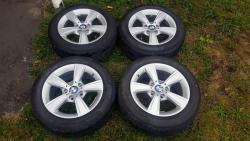 BMW 1 a 2, F20, F21 F22 F23, 5x120 205/55R16 letní
