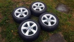 BMW 1 a 2, F20, F21 F22 F23, 5x120 205/55R16 letní (1625081351/7)
