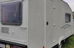 Prodám starší karavan domácí výroby (1625307646/5)