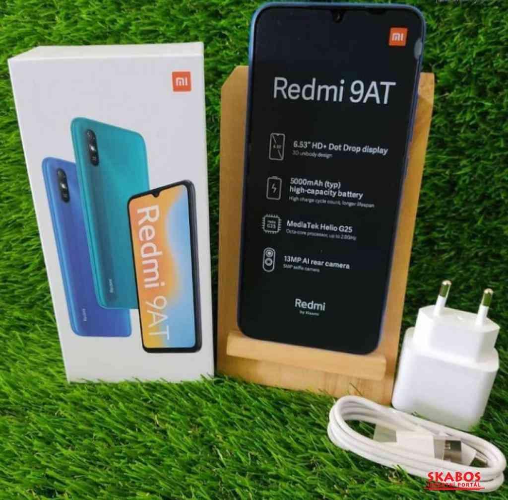 Xiaomi Redmi 9AT 32Gb (1/4)