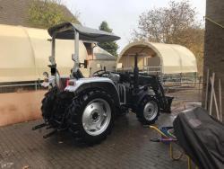 Traktor Eurotrac Foton F/40 22ERT + kompletní čeln (1625660908/3)
