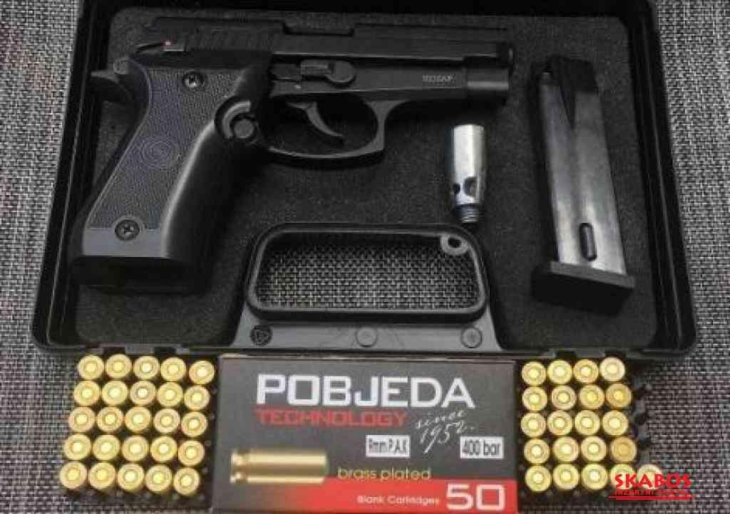 Plynová pistole Ecoll 9mm (1/1)