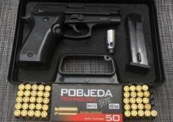 Plynová pistole Ecoll 9mm