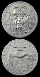 Medaile viz foto, náklad jen 777 kusů, UNC (1626621008/3)