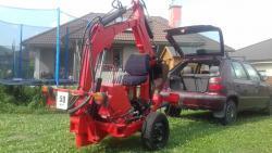 Prodám Minibagr EH-0125 (1626762173/5)