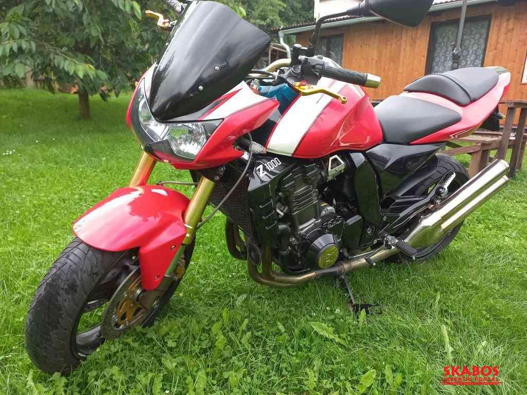 Kawasaki Z1000 (1/5)