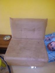 Skládací sedačka dvou dilna