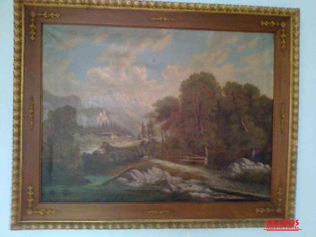 Prodámobraz namalovaný v roce 1894 (1/2)