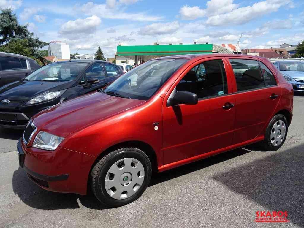 Škoda Fabia 1.4MPi,44kW,1majČR,serv.kn,41tkm (1/5)